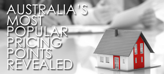 Popular Pricing Points Australian Real Estate - Billy Dounis