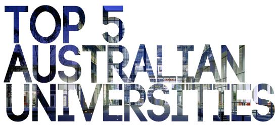 top 5 unis