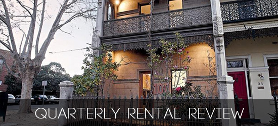 Quartlery Rental Report 2