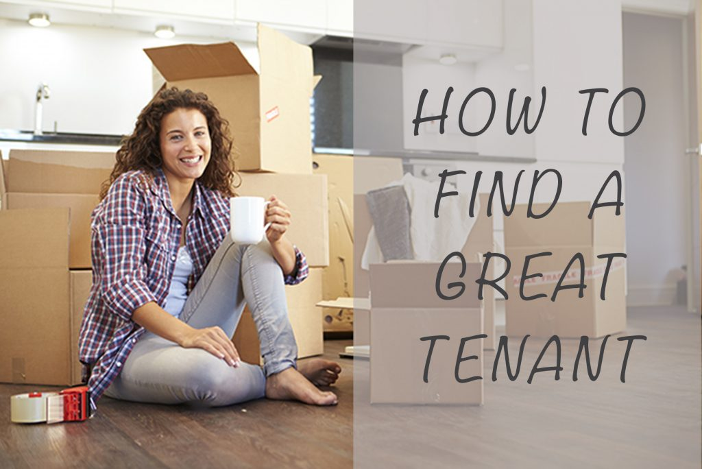 How To Find A Great Tenant - Changing Places