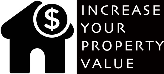 Increase Your Property Value Changing Places