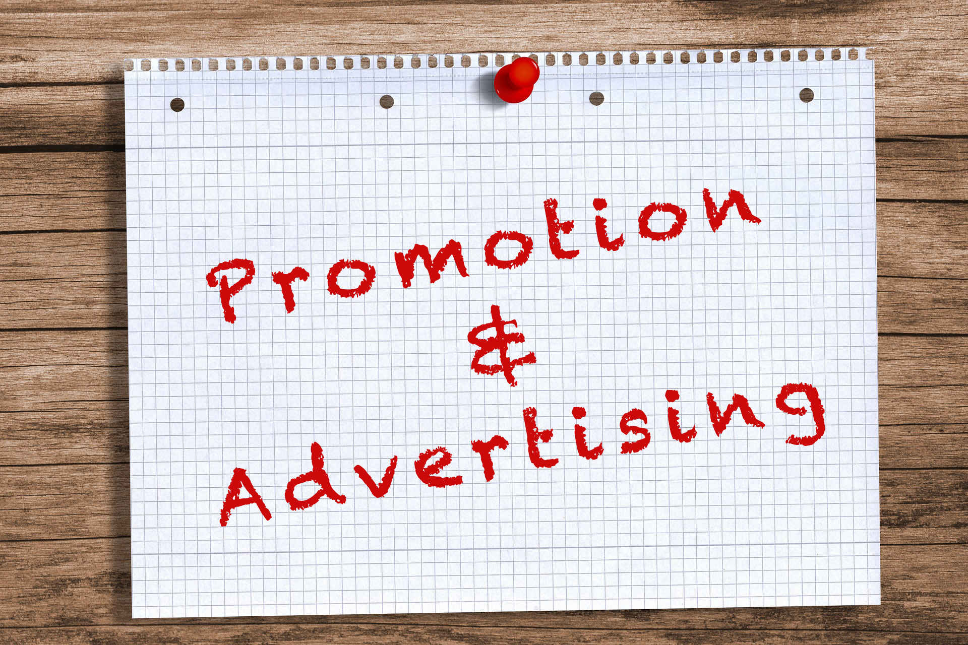 Promotion and advertising - Changing Places Real Estate